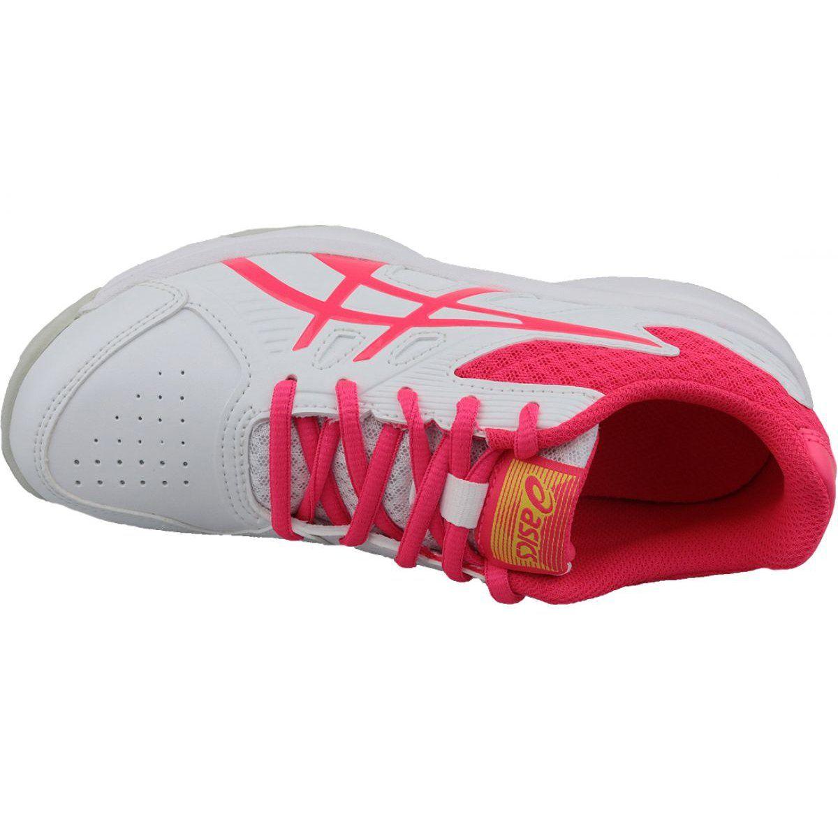 Asics Court Slide W 1042a030 101 Tennis Shoes White Tennis Shoes Womens Tennis Shoes Asics