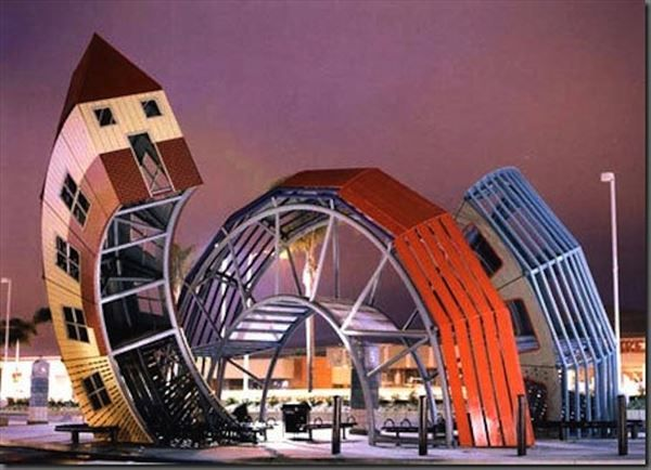 世界の最も斬新で奇抜な建物トップ50選(畫像) | 奇妙な家 ...