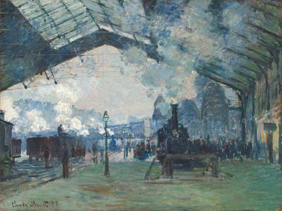 Image result for claude monet impressionism