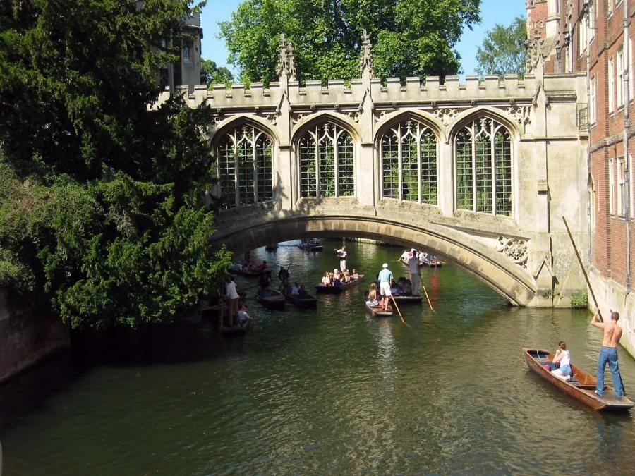 cambridge --- England