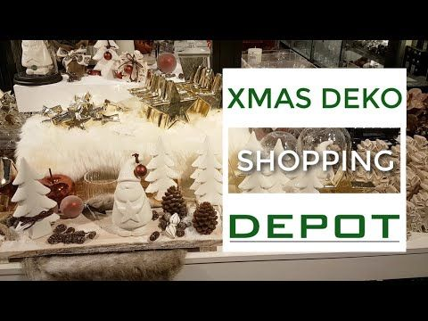 Depot Weihnachtsdeko.Weihnachtsdeko 2018 Shop With Me Bei Depot I Dekotrends