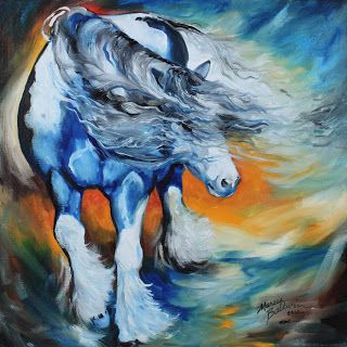 Daily Paintings ~ Fine Art Originals by Marcia Baldwin