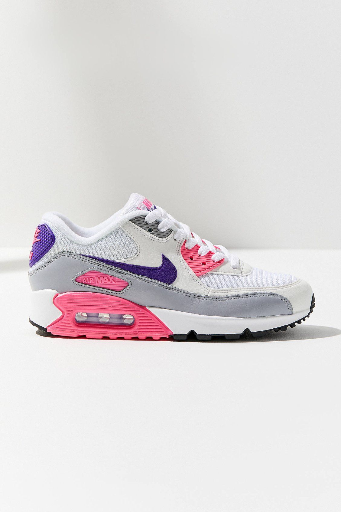 Nike Air Max 90 Colorblock Sneaker | Sneakers fashion