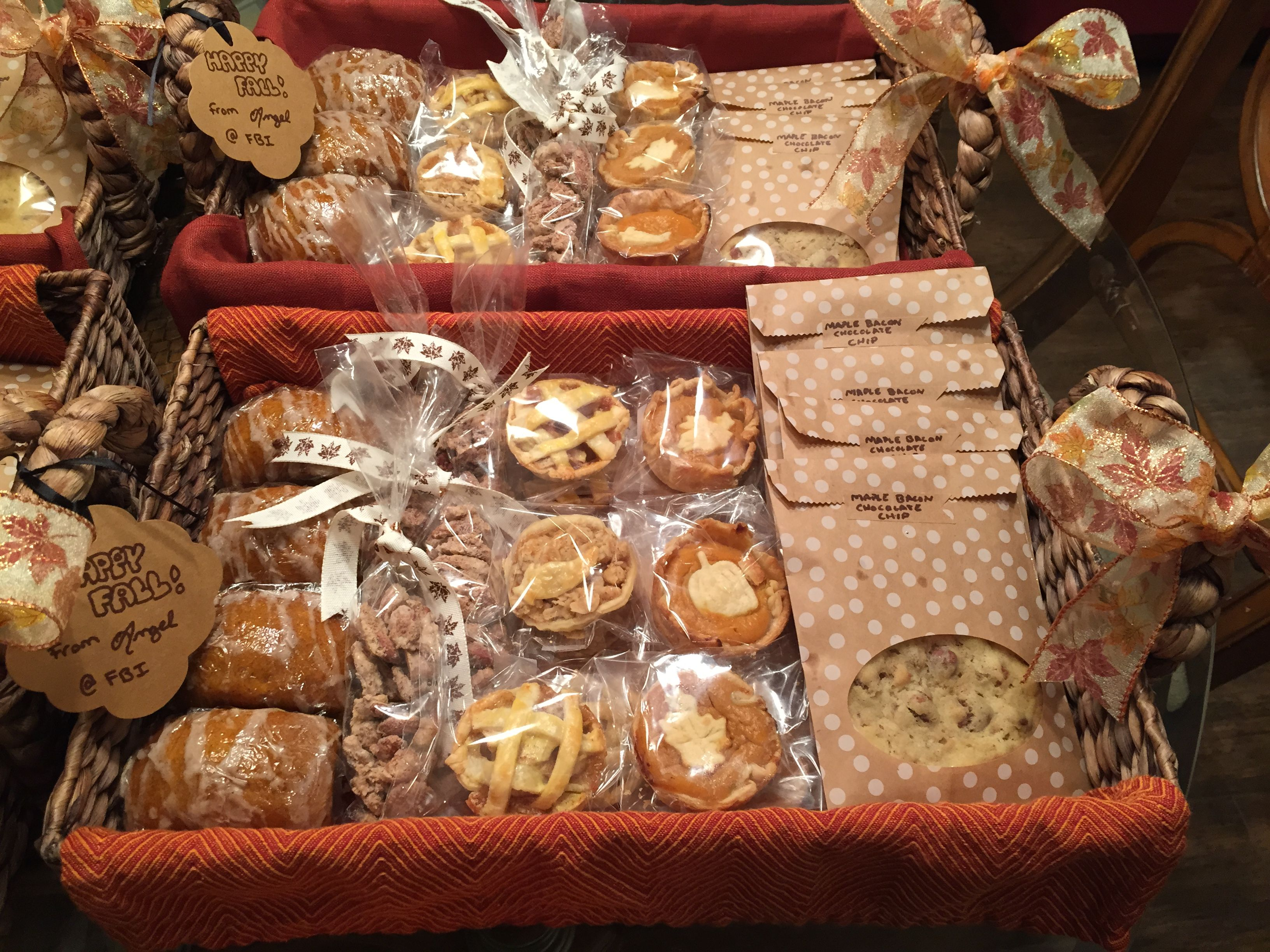 Fall Baked Goods Gifts Fall baking, Fall gifts, Gifts