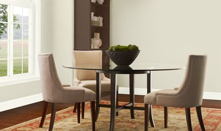 Valspar New Traditional Dining Room 2-1 | color | Pinterest ...