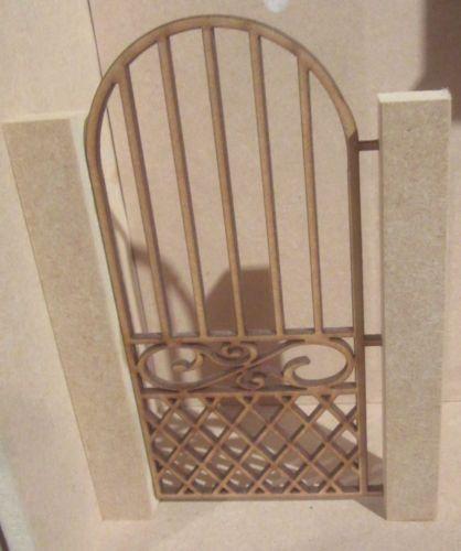 Casa-De-Munecas-hagalo-usted-mismo-unica-puerta-DHD310-puestos-no-incluido