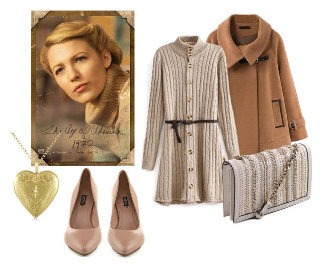 """Age of Adaline 1972 inspired"" by starspy ❤ liked on Polyvore featuring Chicnova Fashion, Allurez, adeline and AgeofAdaline"