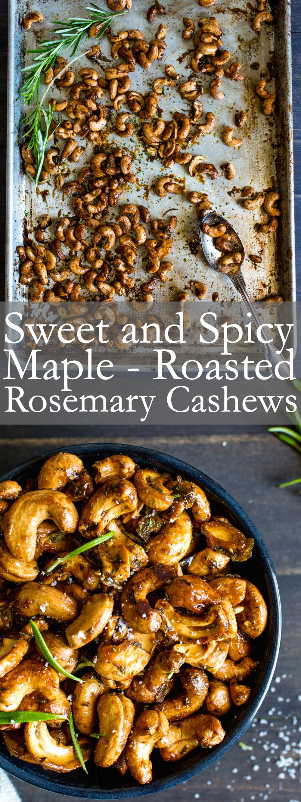 Recipe Video Sweet and Spicy MapleRoasted Rosemary