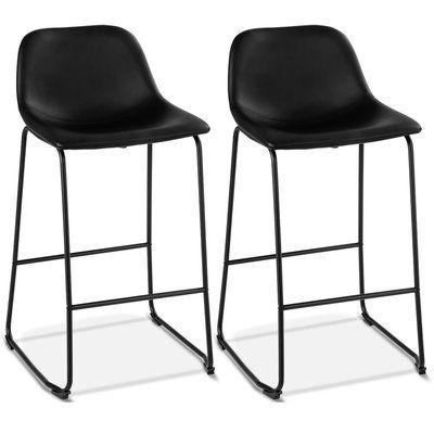 Orren Ellis Veney Bar Stool Side Chairs Dining Bar