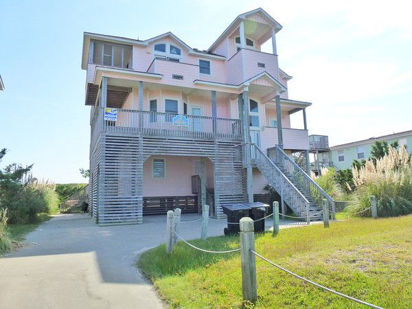 outer banks beachfront house rentals