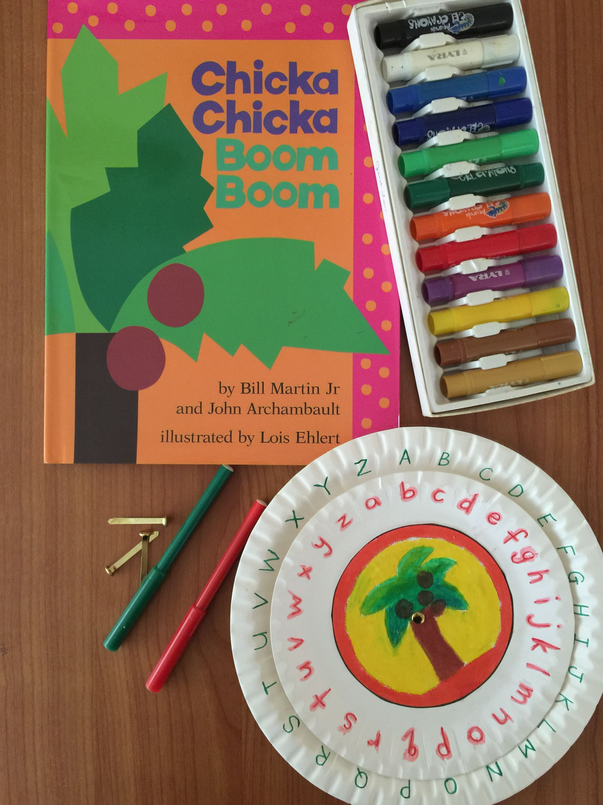 Help Children To Reinforce Letter Knowledge By Integrating