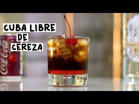 Cuba Libre De Cereza #cubalibre