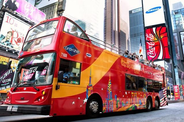5 Best Bus Tours In New York City New York Tours New York City Tours Nyc Tours