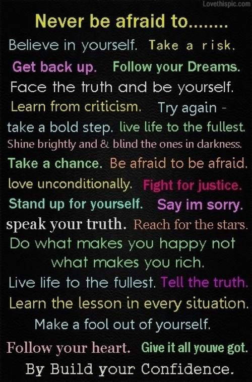 All points made are more than true. Act accordingly....