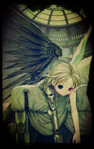 gothic-anime-little-steampunk-angel image by alalarose - Photobucket