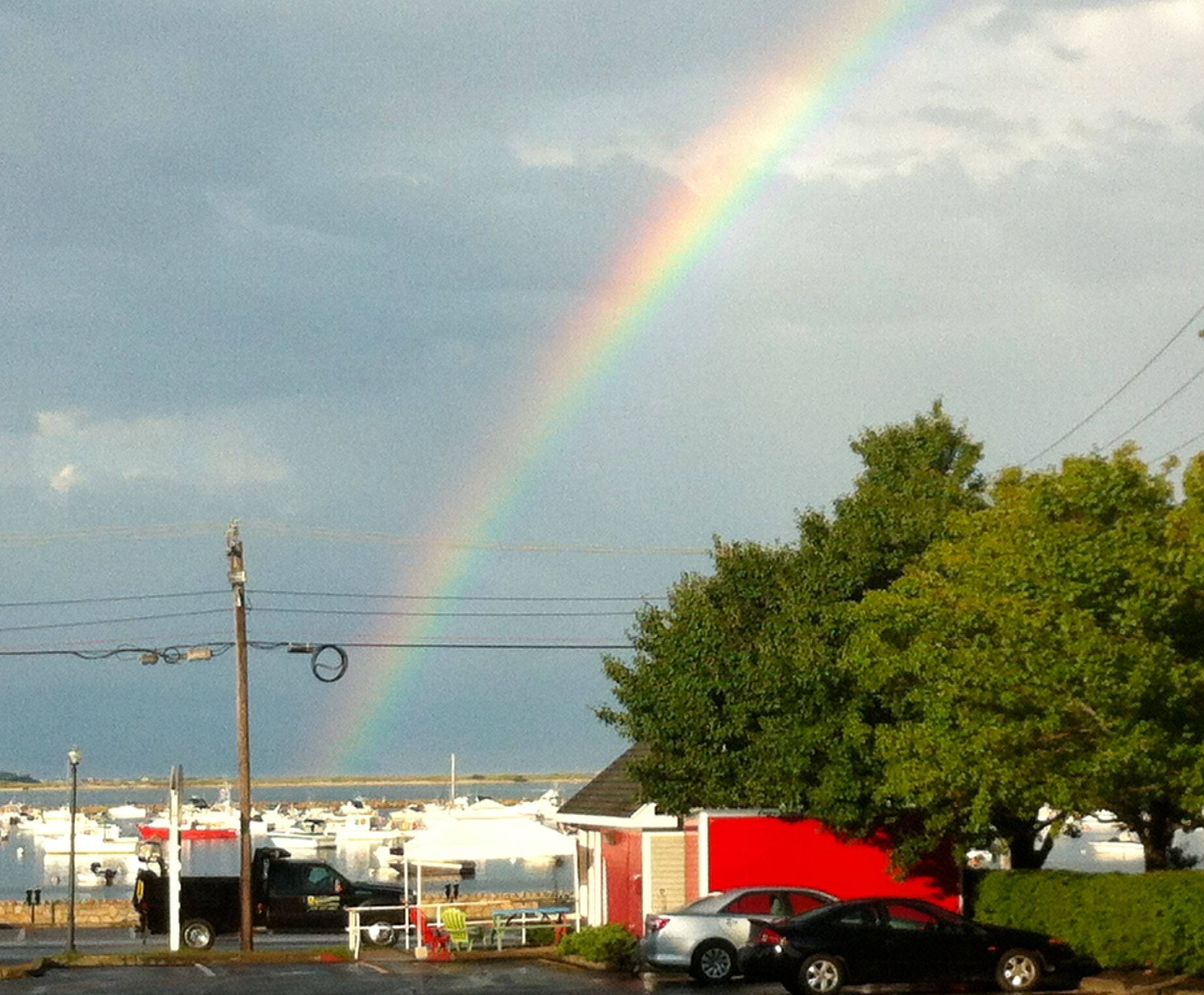 We Re The Pot Of Gold At The End Of The Rainbow Come Play With