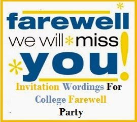 Party Farewell Party Invitation Is Your Newest Idea Of Fantastic