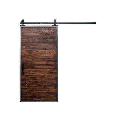Home Depot Mountain Modern Barn Door