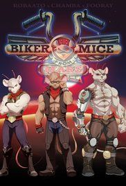 Biker Mice From Mars 2006 Cartoon 80s Cartoons 80s Cartoon