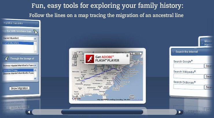Genealogy  Family Tree at OneGreatFamily i like genealogy