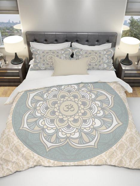 Om Mandala Bedding Set Queen Bedding Sets Mandala Bedding Bedding Set