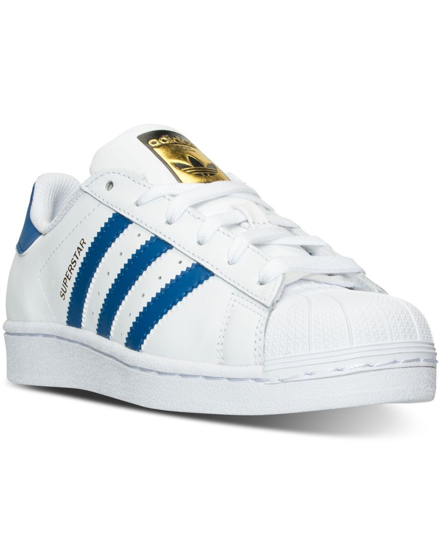Big Boys' From Casual Adidas Finish LineHister Superstar Sneakers xQWreEdBoC