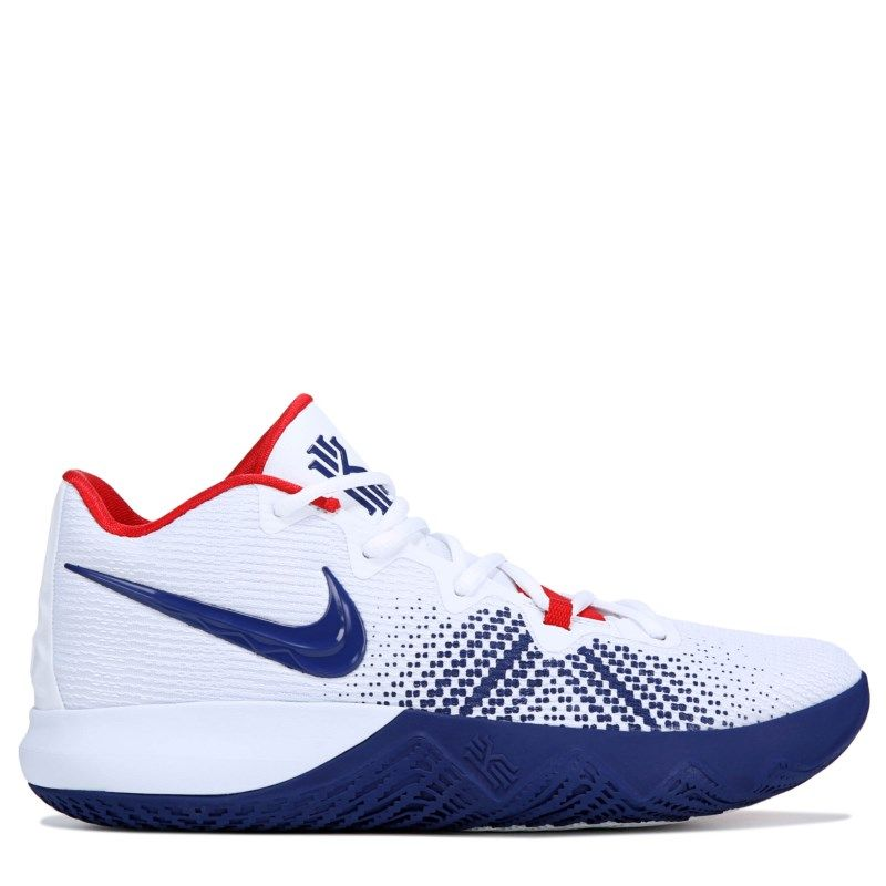 Kyrie Flytrap Basketball Shoes (White