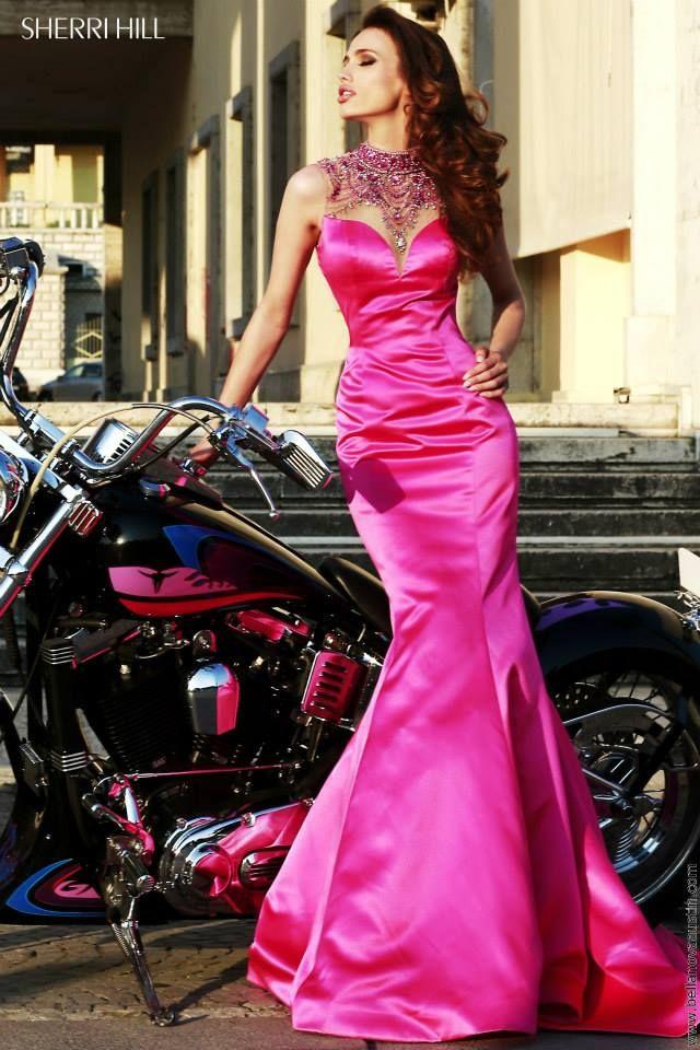 Zana #Krasniqi - #Albania Miss Kosovo Universe 2008 for Sherri Hill ...
