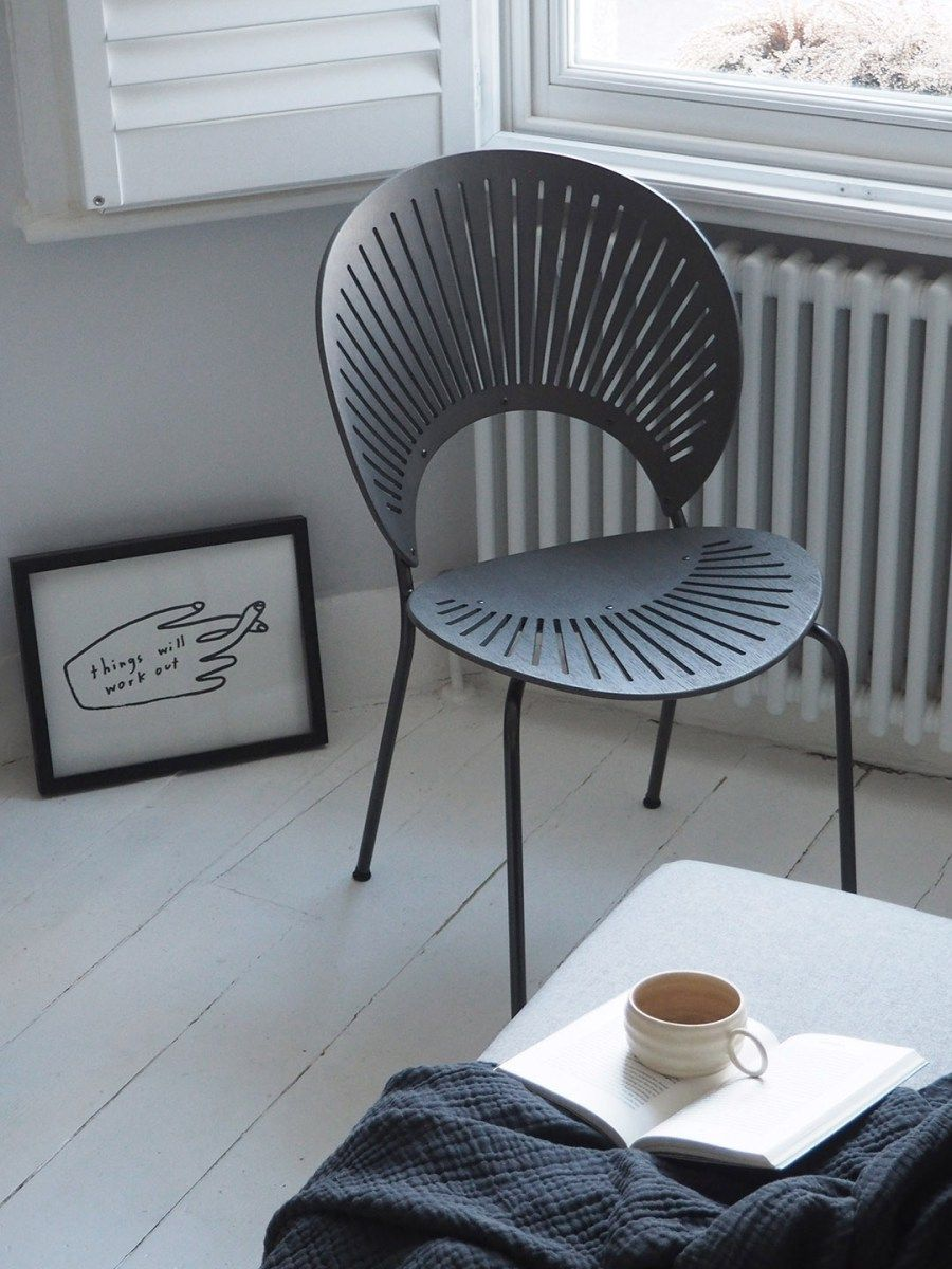 Celebrating the th anniversary of nanna ditzel   trinidad chair for fredericia  video with elle decoration denmark also rh ro pinterest