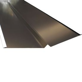 Best Union Corrugating 19 In X 10 Ft Black Galvanized Steel 400 x 300