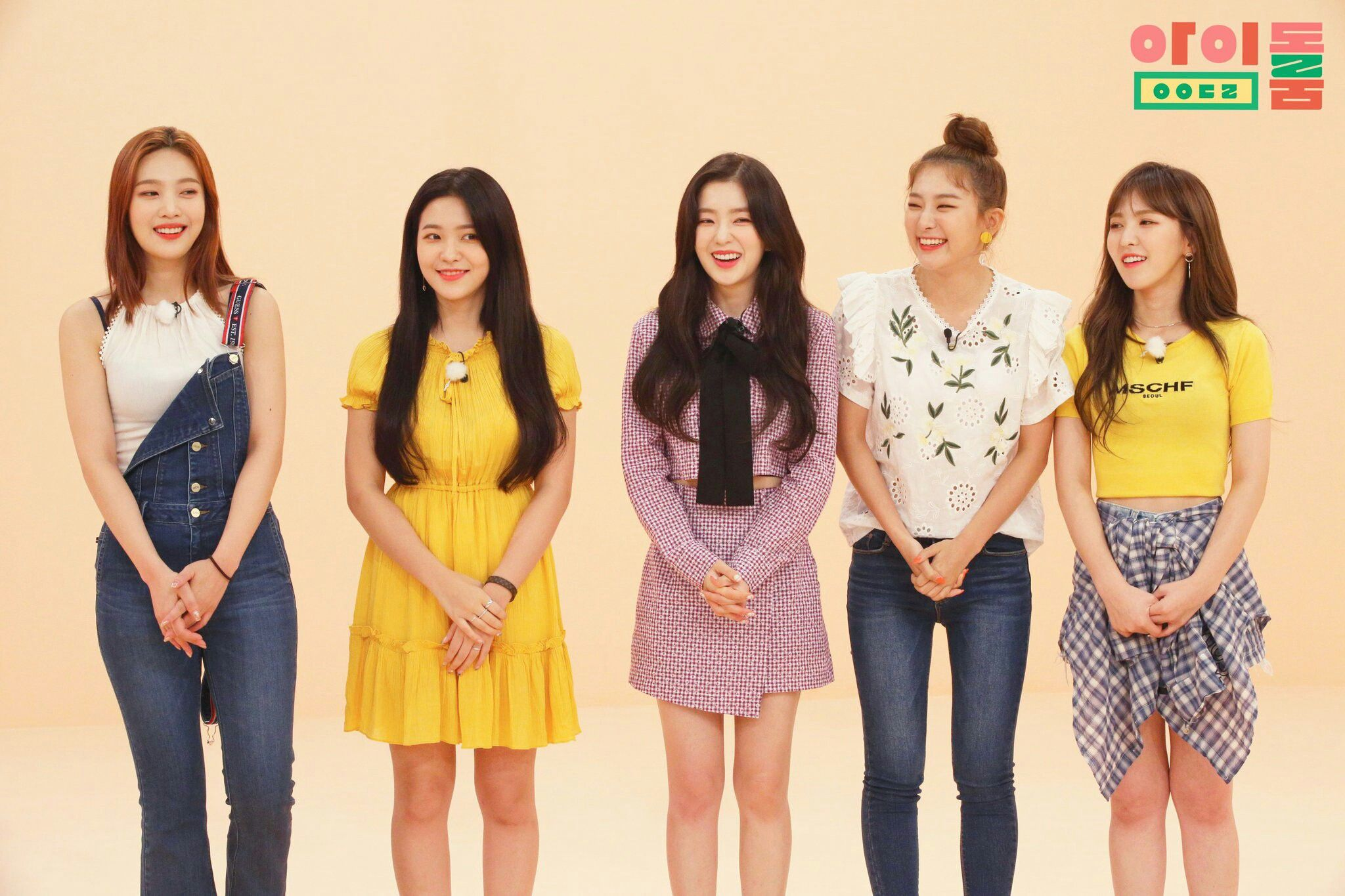 Jtbc Idol Room Photo Gallery With Redvelvet Rvsmtown Pakaian