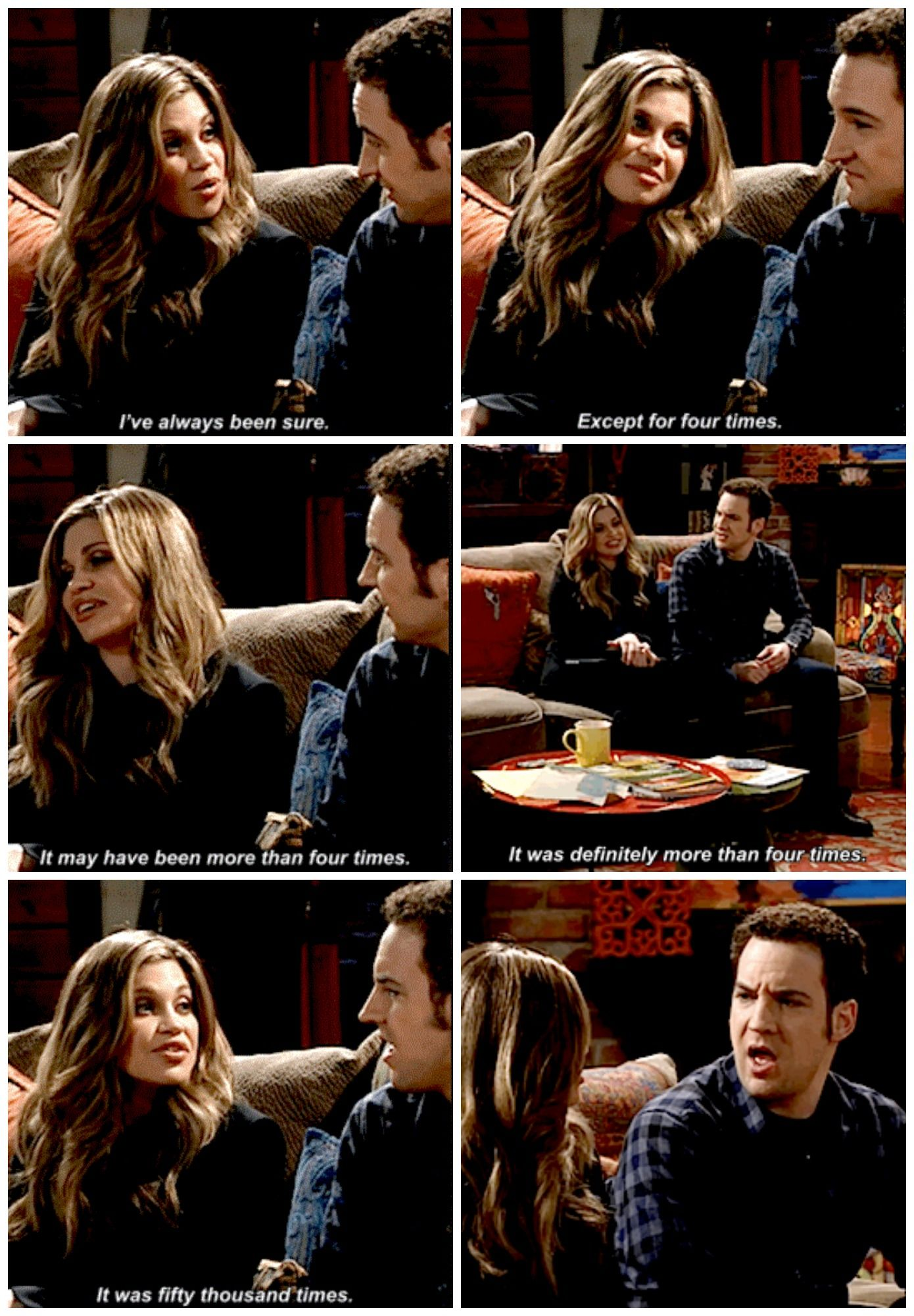 "#GirlMeetsWorld 3x01 ""Girl Meets High School: Part One"" - Cory and Topanga"