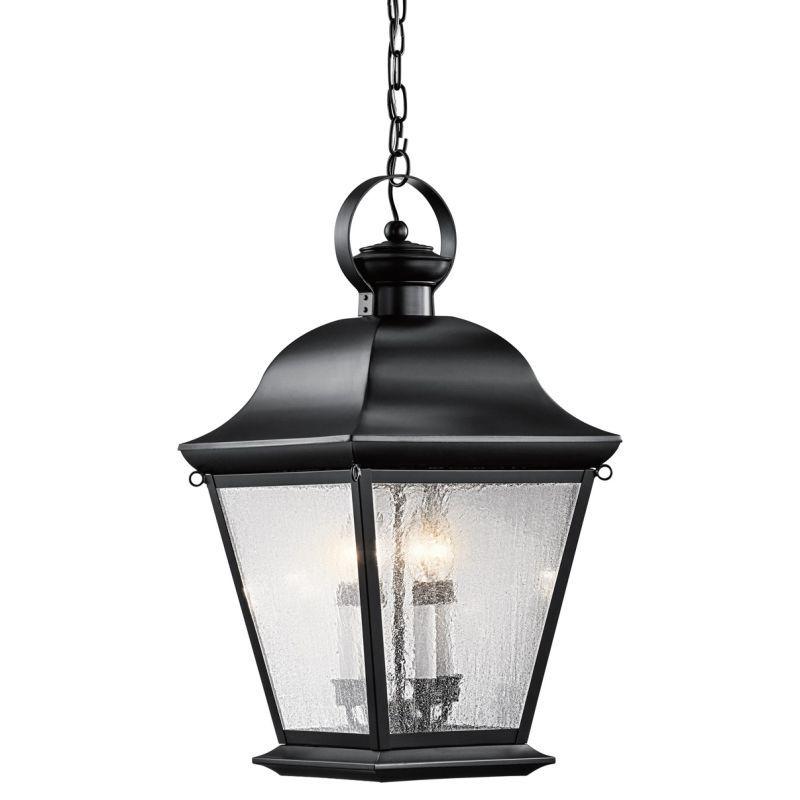 View the Kichler 9804 Mount Vernon 4 Light Outdoor Pendant at LightingDirect.com.