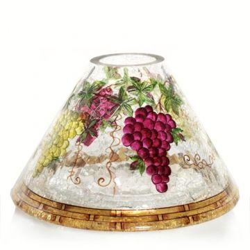 Vineyard Crackle : Jar Shade : Yankee Candle #YankeeCandle  #MyRelaxingRituals