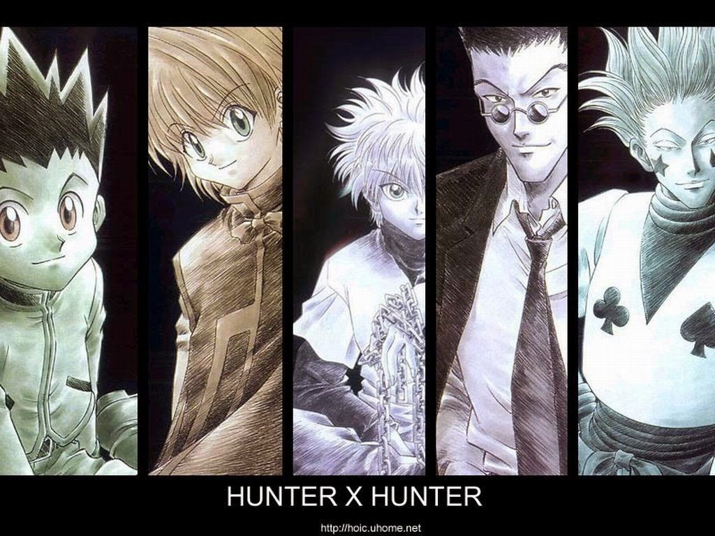 Google chrome themes hunter x hunter - At The Second Half Of The Hunter X Hunter Episode Kurapika Being Able To