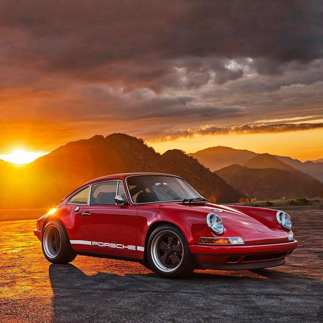 """Porsche Car Show: """"The Le Mans Commission"""" By Singer Vehicle Design"""