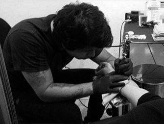 Javi Wolf Tatuador Estilo Acuarela En Distrito Federal Travel