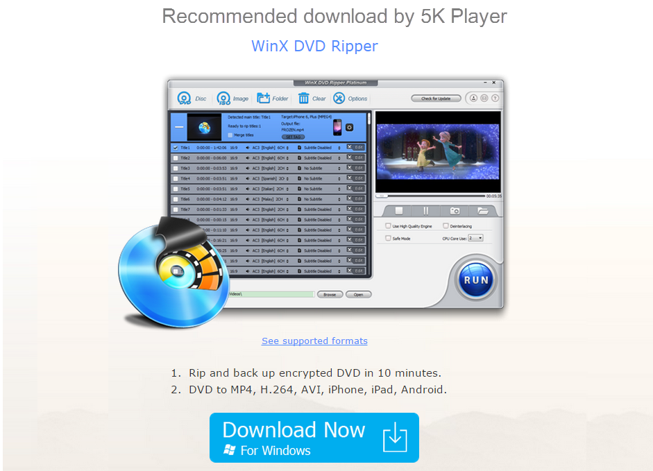 5KPlayer | manish gupta | Free, Ipad, Iphone