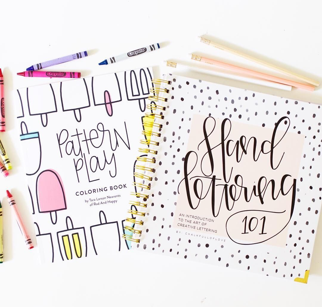 Hand Lettering 101 By Chalkfulloflove And Pattern Play By