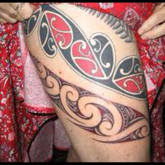 Traditional Maori Tattoos By Inia Of Moko Ink Tao-of