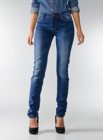 Jeans Lauren Skinny - Tiffosi denim