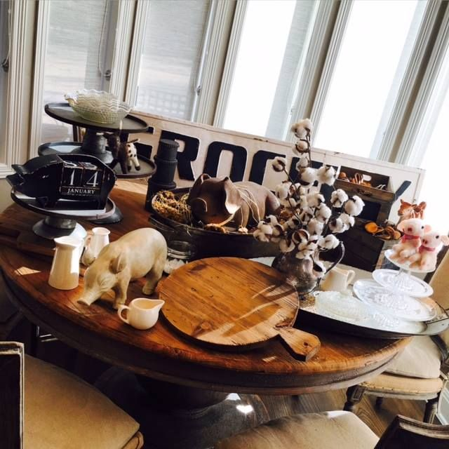 Come By Tin Star Furniture Today For Fixer Upper Furniture And Home Decor!