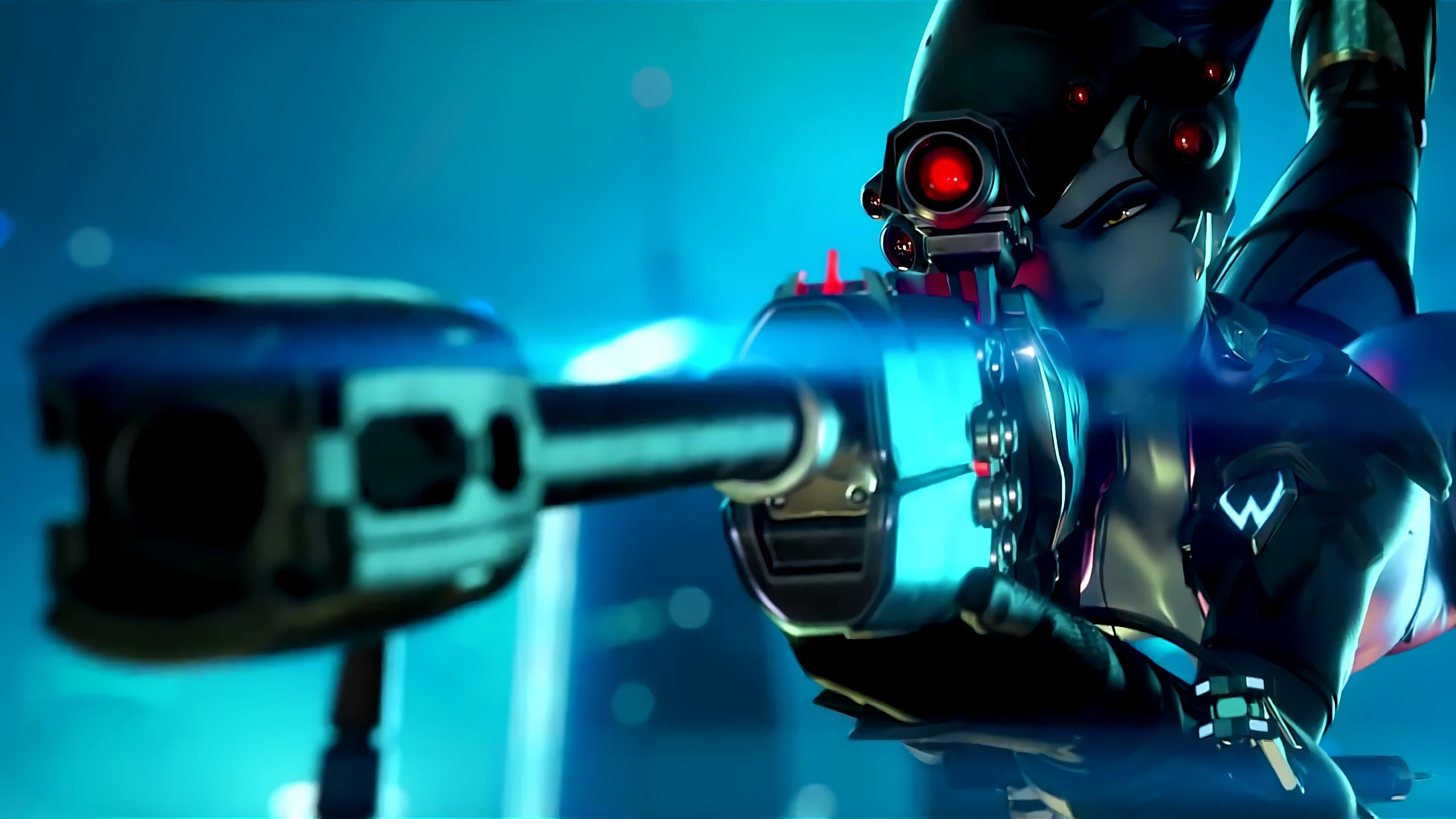 Pin By Deanna Bradshaw On Anime Misc Overwatch Wallpapers Overwatch Widowmaker Widowmaker