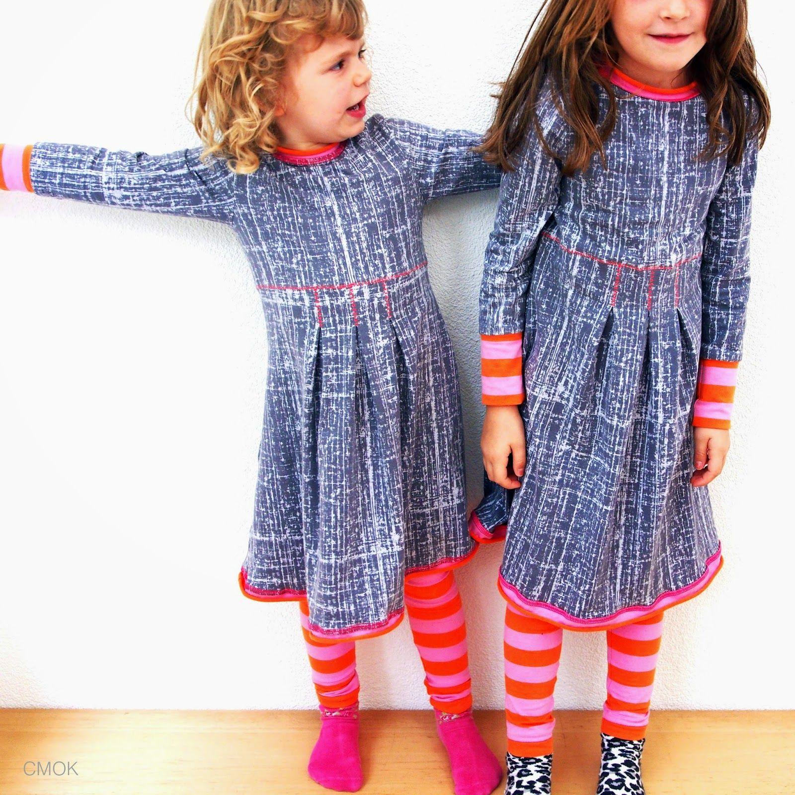 cmok: kleid ohne rollkragenlillesol & pelle nr. 39