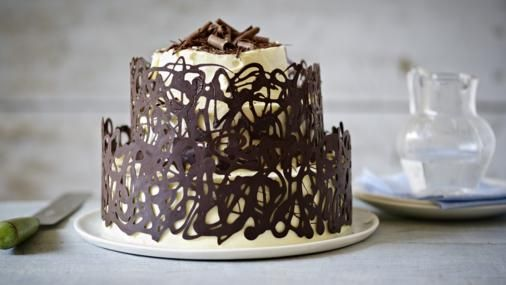 BBC Food - Recipes - Chocolate creation showstopper