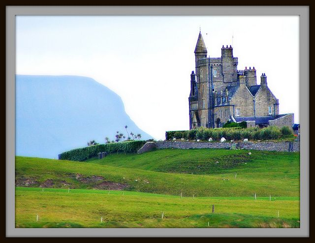Classiebawn Lord Mountbatten S Home English Castles Lyme Park County Sligo