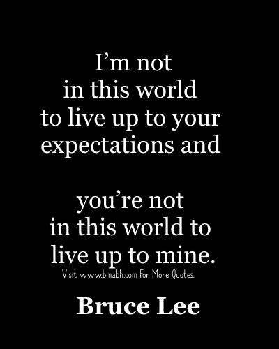 Motivational Inspirational Quotes: Inspirational Bruce Lee Quotes