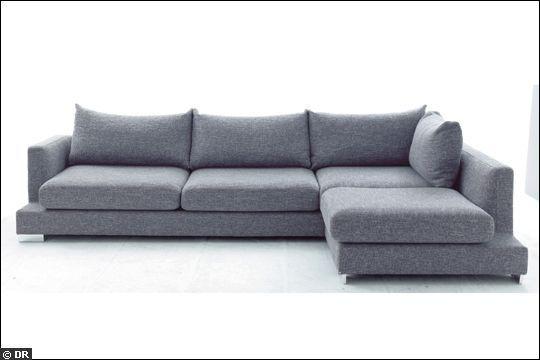 Canapés d'angles : plusieurs modèles pour choisir ...
