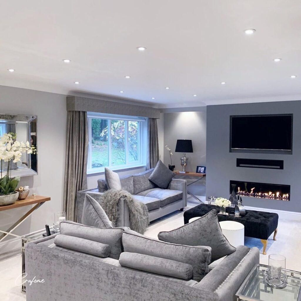 50 Grey Living Room Ideas You Must Look Crafome Living Room Grey Living Room Decor Apartment Living Room Decor Gray