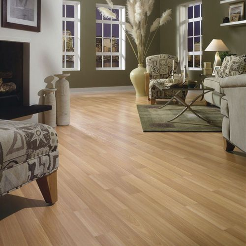 Beech Laminate Flooring Real Touch Light Block Dupont Cherry Living Room Furniture Wood Floors Wide Plank Maple Laminate Flooring